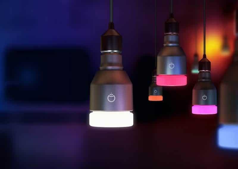 Un avenir prometteur pour l'ampoule intelligente?