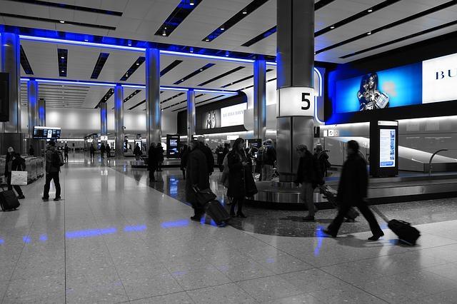 5 innovations pour bouleverser l'éclairage des aéroports